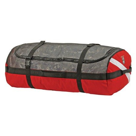 bce0f7fc23 Armor Bags Amphibian Wet   Dry Mesh Gear Bag in Red with Black Trim -  Walmart.com