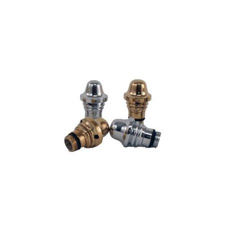 VAPOR HOOKAHS SMALL CHINESE PRESSURE RELEASE ADAPTER VALVE SET: HOOKAH HOSE  SUPPLIES – This narguile pipe accessory is made of Zinc parts  They are