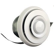 Continental Fan Manufacturing Gr200 Adjustable Grille For Use