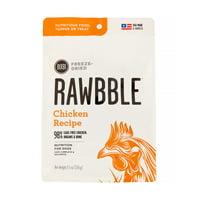 Bixbi Rawbble Cage-Free Chicken Recipe Freeze-Dried Dog Food, 5.5 Oz