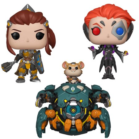 Funko POP! Games Overwatch Series 5 Collectors Set - 6