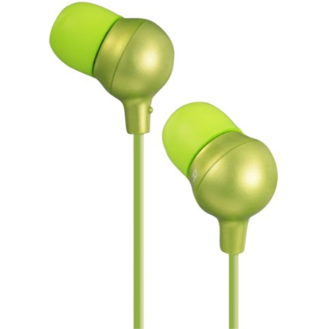 JVC Marshmallow In-Ear Headphones, Black - Walmart.com