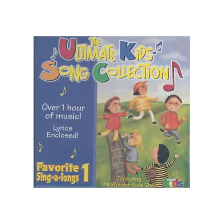Full title: Ultimate Kids Song Collection: Favorite Sing-A-Longs 1.Also available as part of the 3-CD set THE ULTIMATE KIDS SONG COLLECTION: 101 FAVORITE - Halloween Title Song