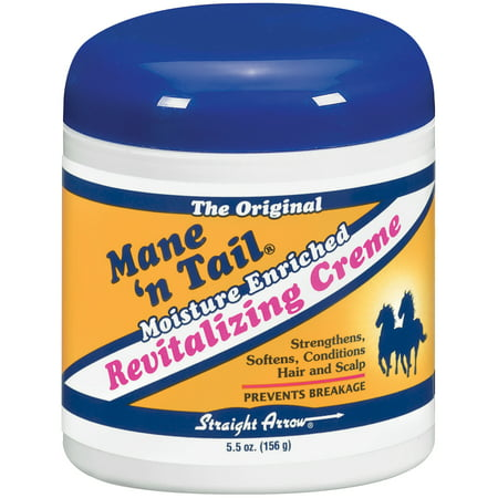 Mane 'n Tail Moisture Enriched For Hair & Scalp Revitalizing Creme 5.5 Oz Plastic (Mane N Tail Moisture Enriched Hair Strengthener Review)