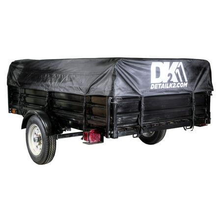 - Detail K2 TC5X7 5 ft. x 7 ft. Heavy Duty Vinyl Trailer Cover