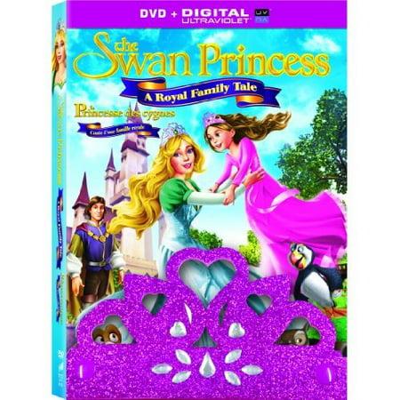 Swan Princess: A Royal Family Tale On DVD