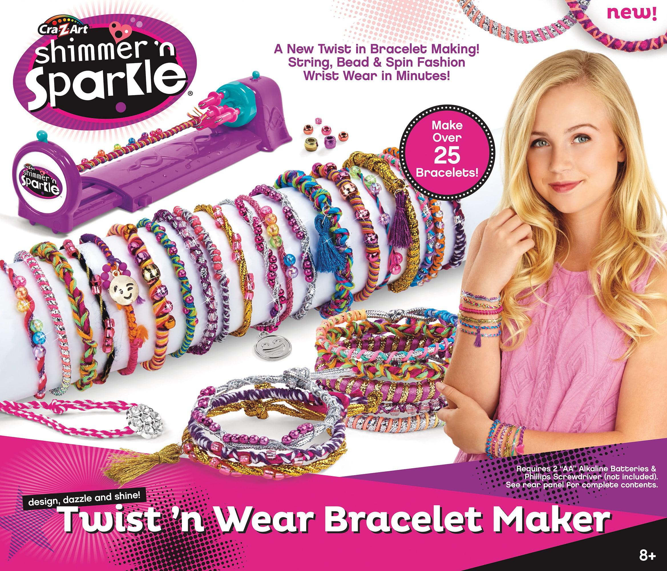 Cra-Z-Art SNS Twist N Wear Bracelet Maker by Generic