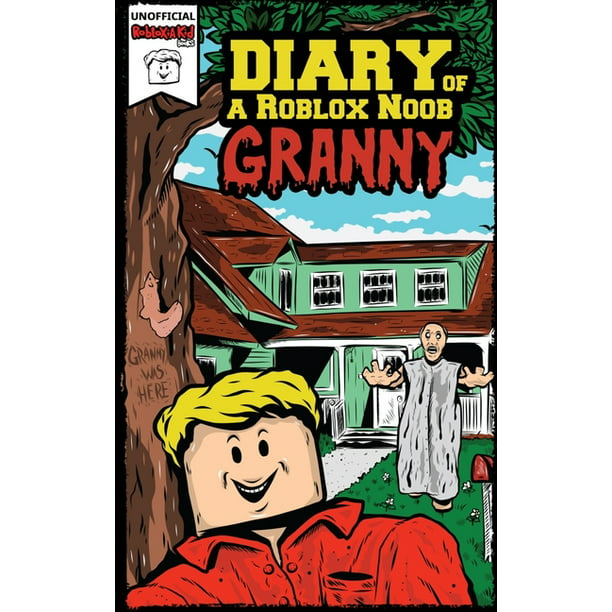 Roblox Book 1 Diary Of A Roblox Noob Granny Paperback