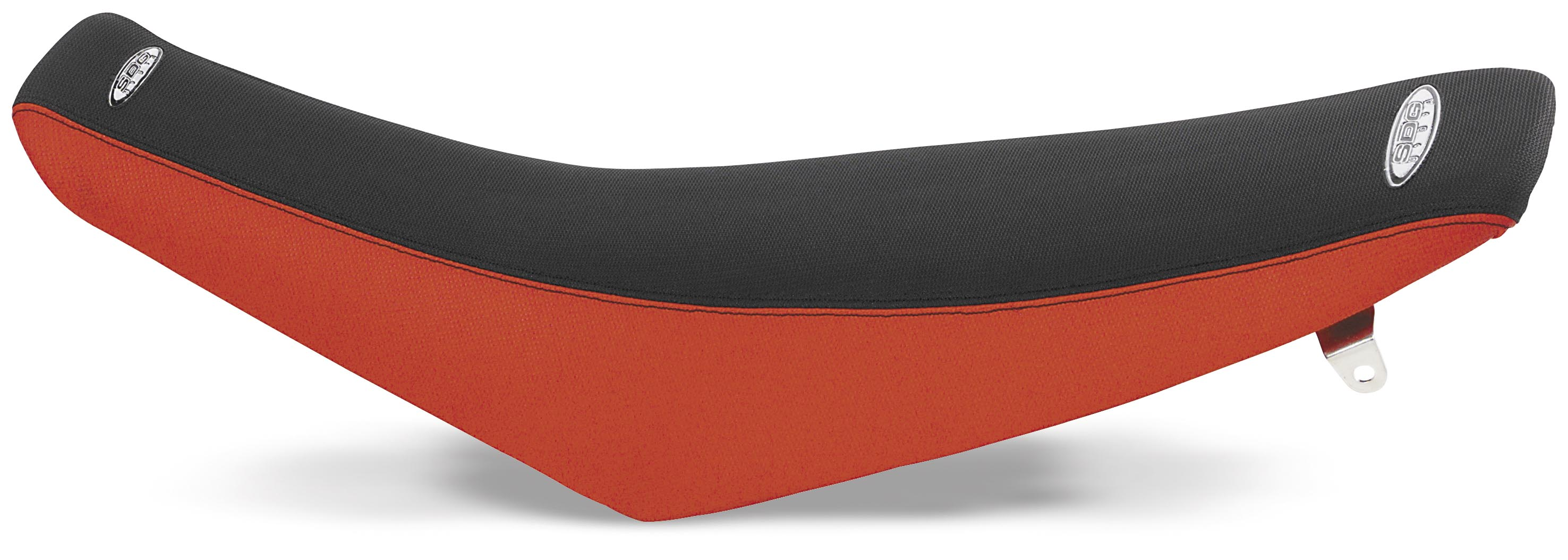SDG High Foam Seat Red//Black for Honda CR125R 2000-2007