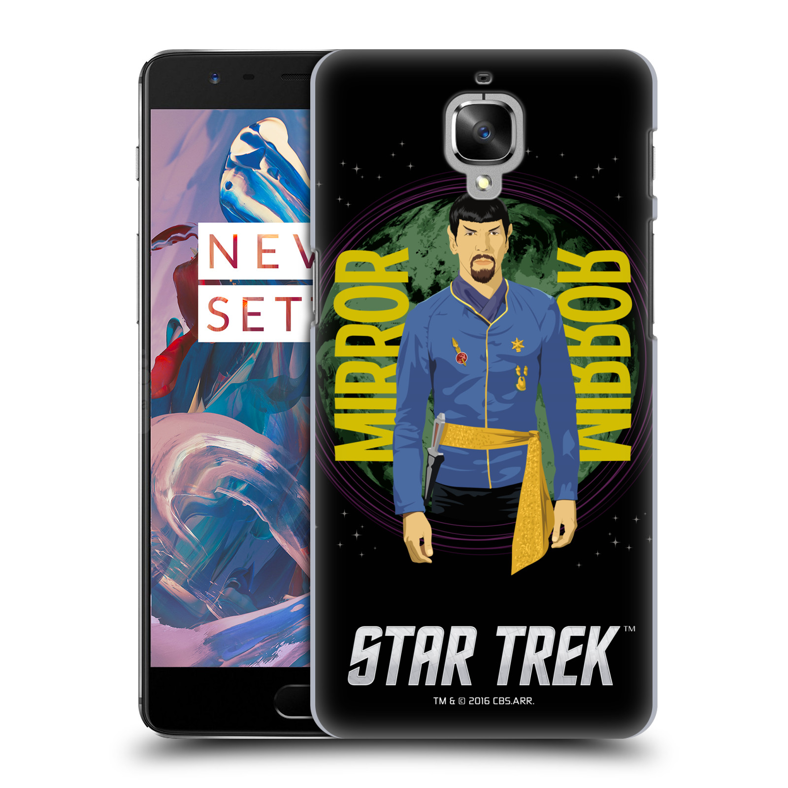OFFICIAL STAR TREK EMBOSSED ICONIC CHARACTERS TOS HARD BACK CASE FOR ONEPLUS ASUS AMAZON