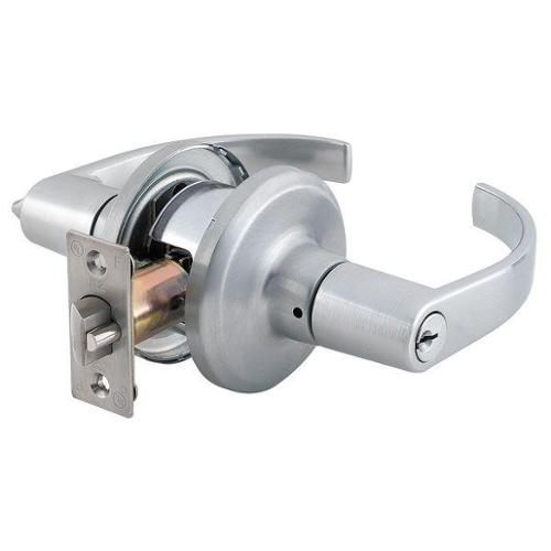 STANLEY COMMERCIAL HARDWARE QTL261M626SA118FLC Door Lever Lockset