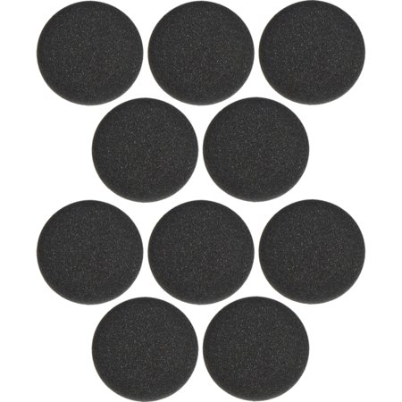 Gn Netcom Headphones - GN NETCOM 14101-45 10PK FOAM EAR CUSHION FOR