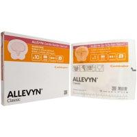 """Allevyn Heel Dressing 6-5/8"""" x 6-3/4"""" - Box of 10 REF:66800898"""