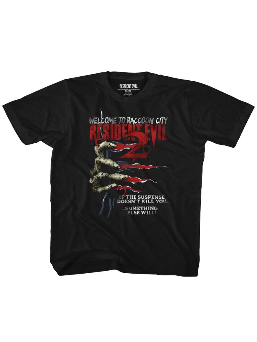 Resident Evil Horror SyFy Sci-Fi Video Game Something Else Toddler T-Shirt Tee