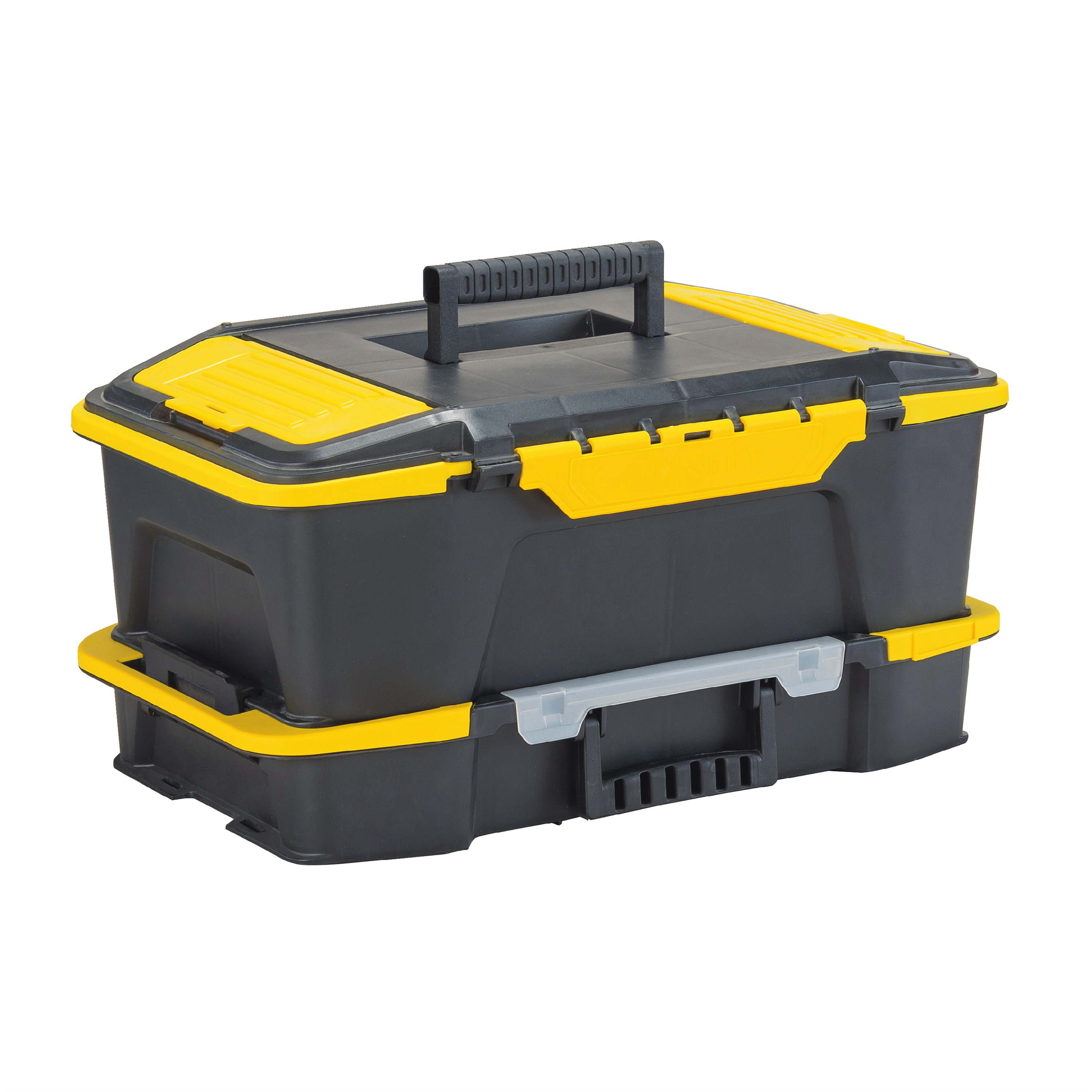 STANLEY STST19900 19-Inch Click-N-Connect 2-in-1 Toolbox