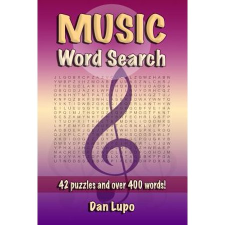 Word Entertainment Music (Music Word Search )