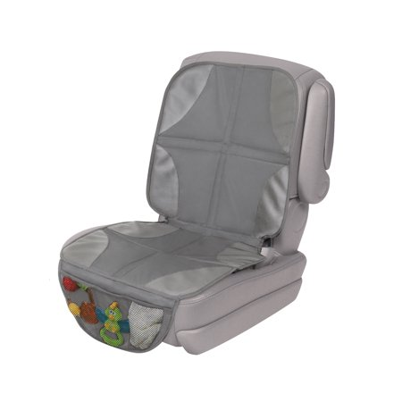 Summer Infant Duomat, Car Seat Protector, Grey