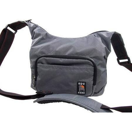 Ape Case Envoy Compact Camera Messenger Bag, Grey