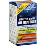 Applied Nutrition Healthy Brain All-Day Focus Tablets, 50 count