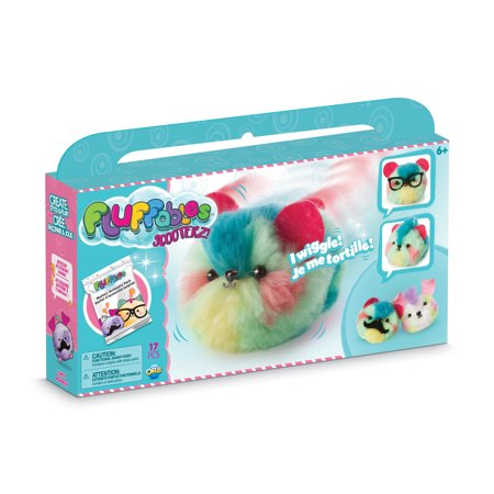 The Orb Factory Make Your Own Fluffables Scooterz Taffy (Factory Craft Direct)