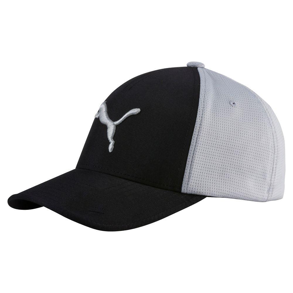 Puma Golf 2017 Front 9 Flefit Hat - Walmart.com 9f797eeb5e0