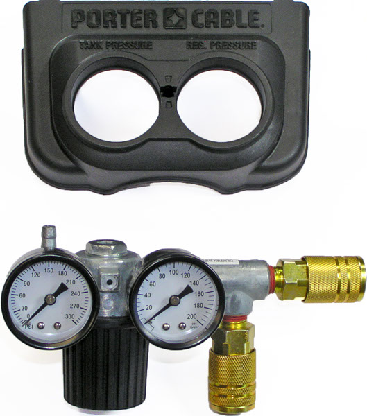 Porter Cable Air Compressor Replacement Manifold Kit # 5140110-41 by Porter-Cable Reconditioned
