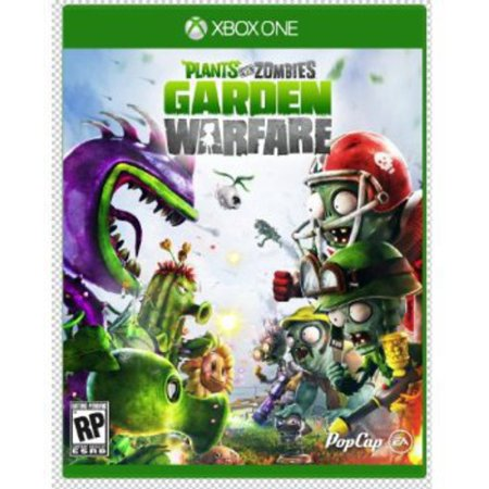 Electronic Arts Plants Vs Zombies Garden Warfare
