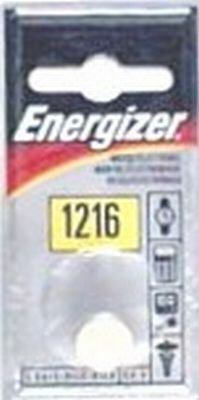 Energizer ECR-1216BP Lithium Button Cell Battery (3-Pack) by Energizer
