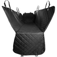 Paws & Pals Dog Car Seat Cover for Rear Bench Seat