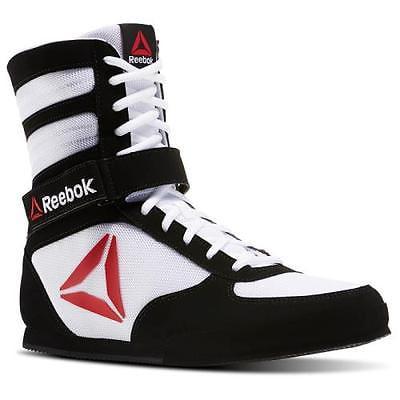 984b1e687 Reebok Renegade Pro Boxing Boots Black White 10.5 - Walmart.com