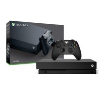 Microsoft Factory Re-certified Xbox One X 1TB, 4K Ultra HD Gaming Console, FMQ-00042, 889842246971