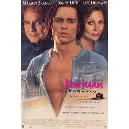 Don Juan De Marco POSTER Movie (27x40)