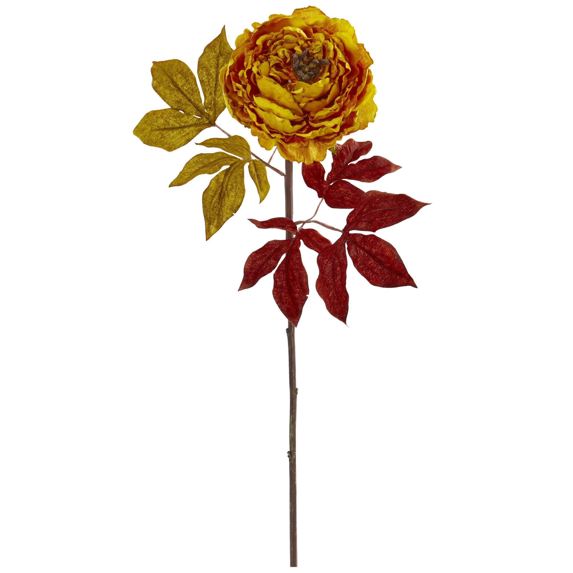 Nearly Natural 30-In. Peony Artificial Flower (Set of 6)