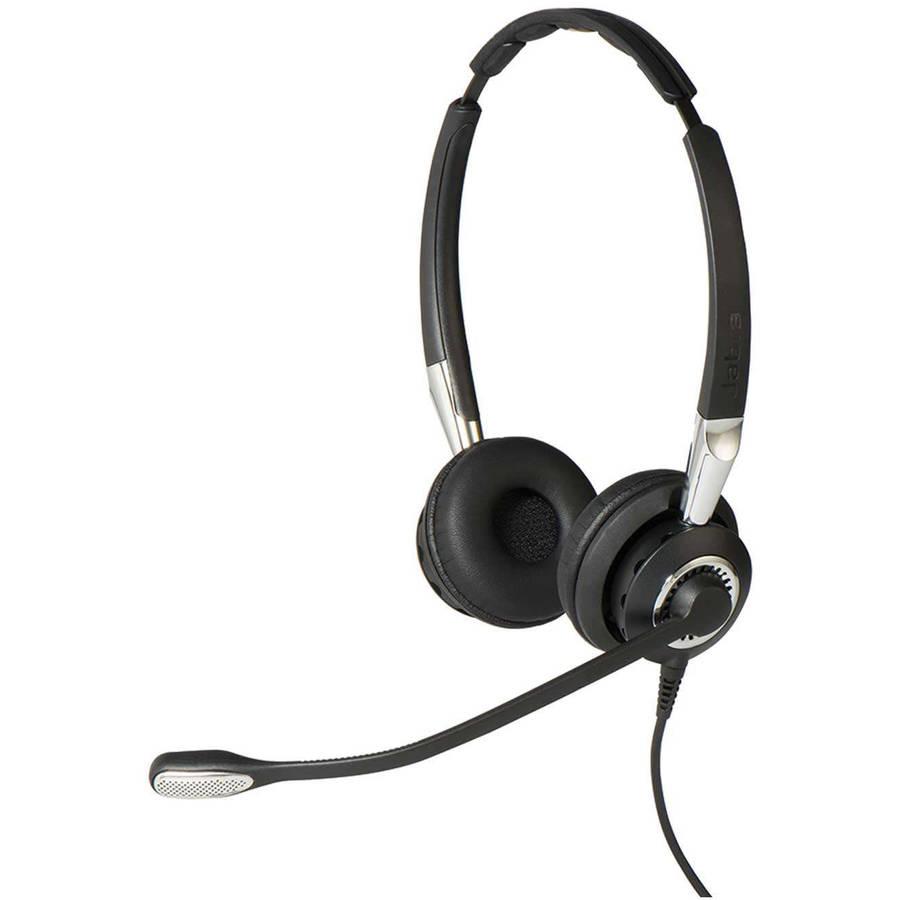 Jabra BIZ 2400 II QD Duo Headset with Noise-Canceling Microphone by GN Netcom