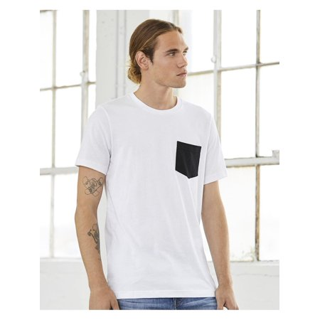 T-Shirts Jersey Pocket Tee