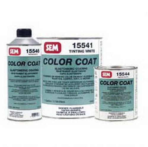 SEM Paints 15506 Color Coat- Red Oxide- Cone Top 1-Quart Can