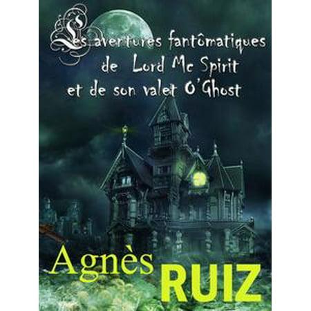 les aventures fantomatiques de lord mc spirit et de son valet oghost