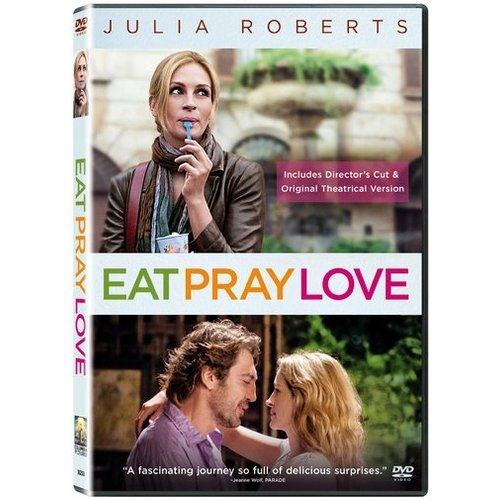 Eat Pray Love (Theatrical And Extended Director's Cut) (Widescreen)