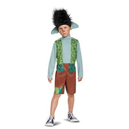 Disguise Branch Classic Trolls Costume, Multicolor, X-Small 3T-4T](Trollz Costume)