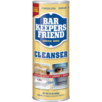 Bar Keepers Friend Cleanser Powder, 21oz