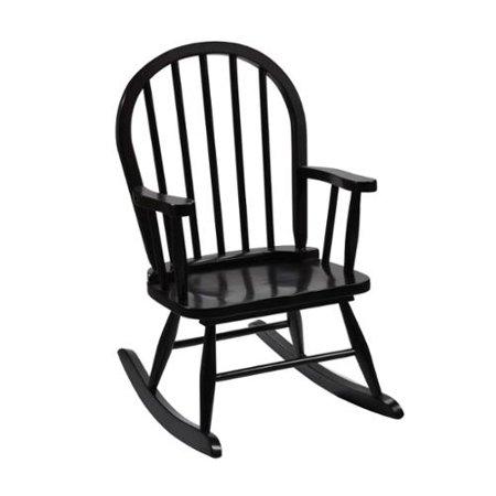 Strange Gift Mark Childrens Windsor Rocking Chair Espresso Machost Co Dining Chair Design Ideas Machostcouk