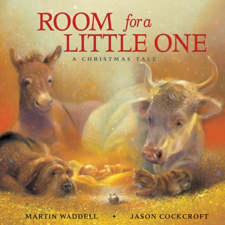Room for a Little 1 A Christmas Tale (Board Book)