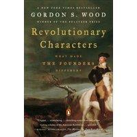Revolutionary Characters - eBook