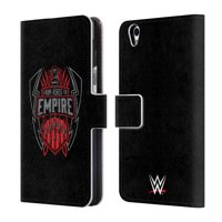 OFFICIAL WWE 2017 ROMAN REIGNS LEATHER BOOK WALLET CASE COVER FOR BLACKBERRY ONEPLUS