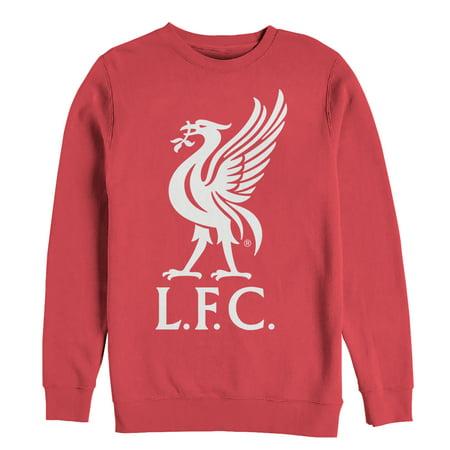 Liverpool Football Club Men's Bird Logo Sweatshirt