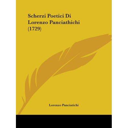Scherzi Poetici Di Lorenzo Panciathichi - Scherzi Di Halloween Paurosi