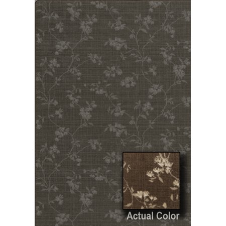 Milliken Imagine Area Rug CASTLETON Dark Umber Branches Vines