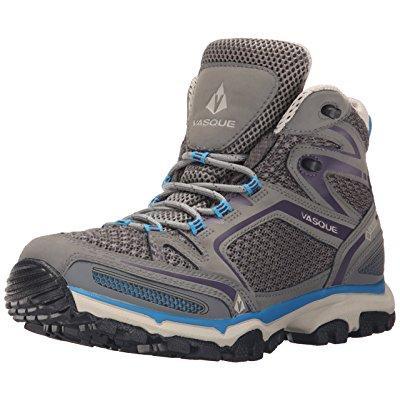 vasque women's inhaler 8.5 ii gore-tex hiking boot, moon mist/plum, 8.5 inhaler m us 7a737b