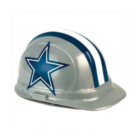 Dallas cowboys official nfl one size hard hat by wincraft for Dallas cowboys fishing hat