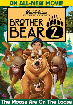 Brother Bear 2 (DVD) by Buena Vista